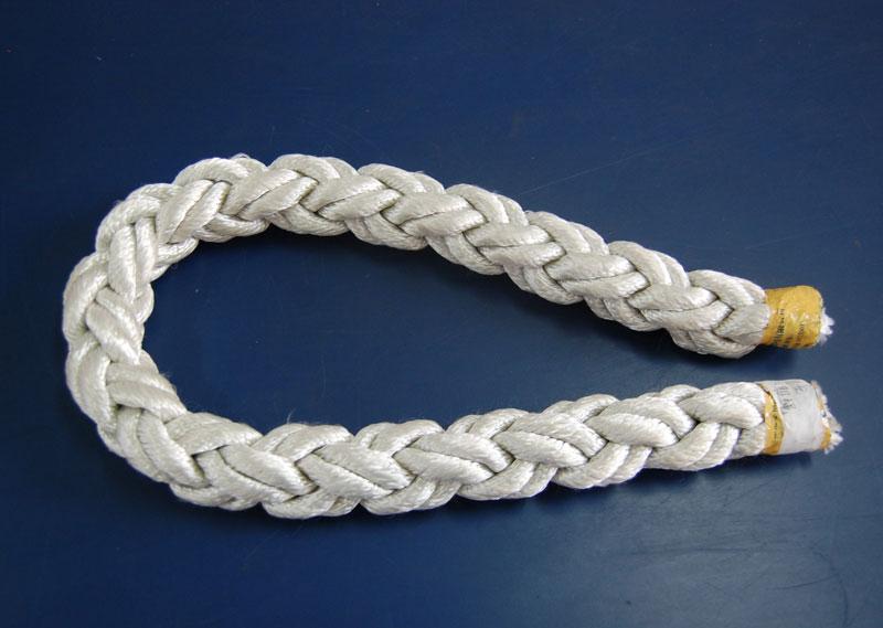 圆绳子编法图解
