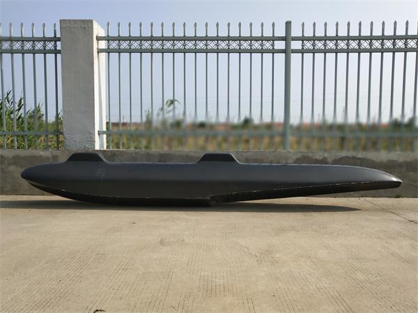 碳纤维浮筒侧面照