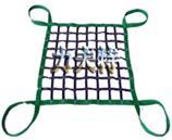 尼龙吊网,钢丝绳吊网,吊货网
