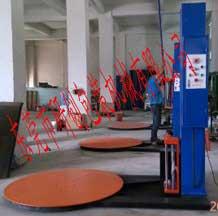 供应阻拉伸型缠绕机j广东半自动缠绕机