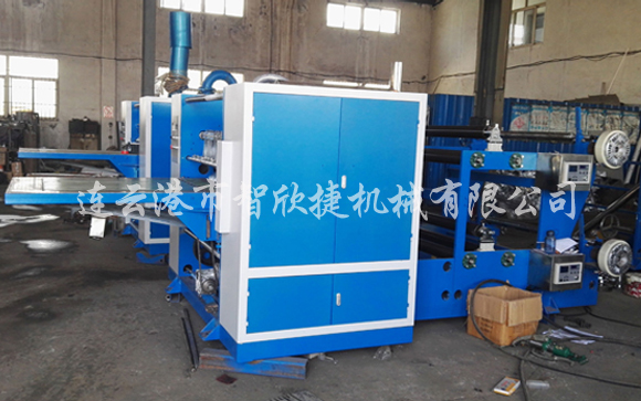 智欣捷厂家环保黄金法则抽取式铝箔折叠机,铝箔纸机,铝箔抽纸机